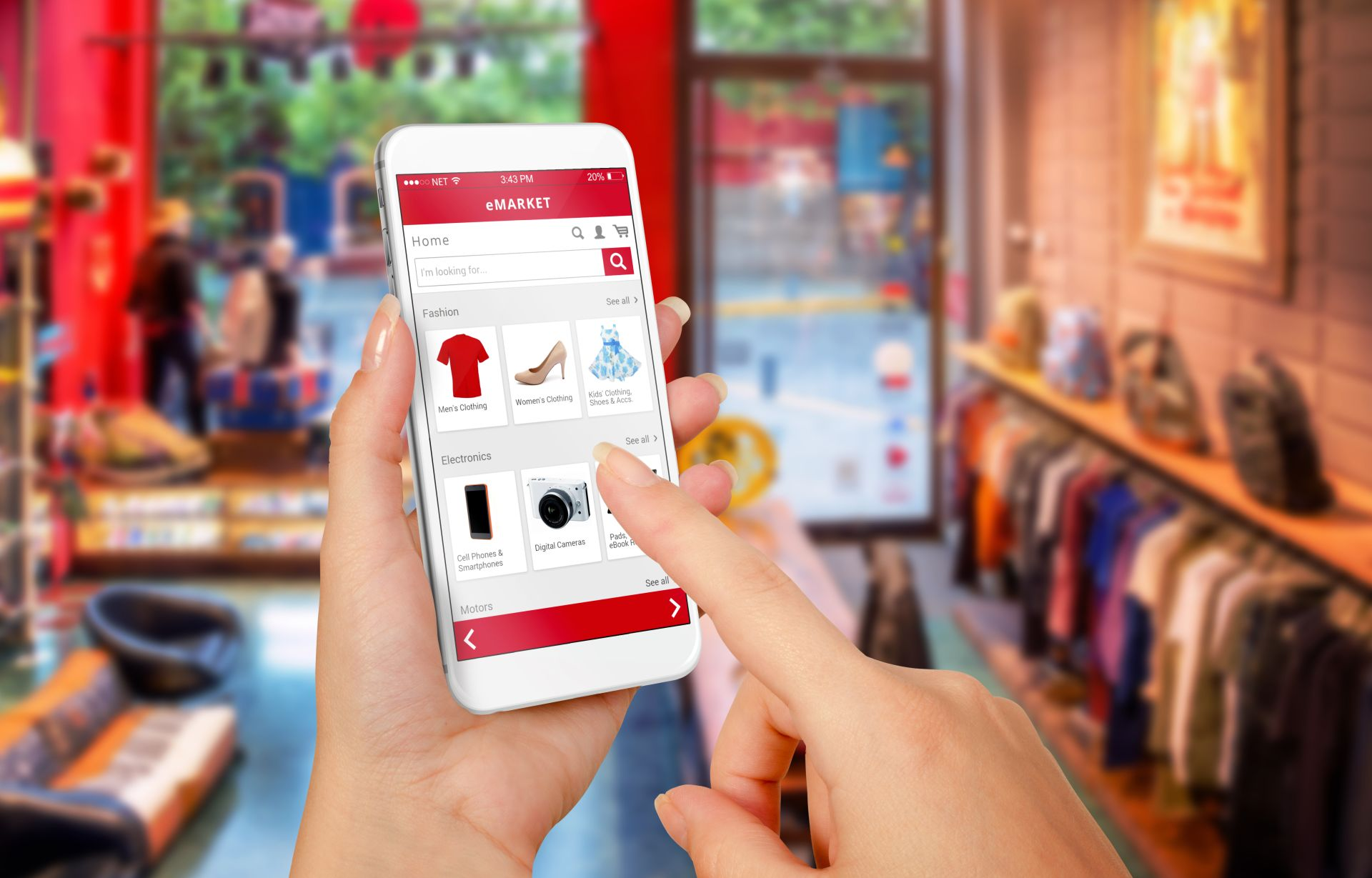 Siła m-commerce. Rumuni kupują smartfonami
